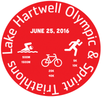 The Hartwell Y Olympic and Sprint Triathlons