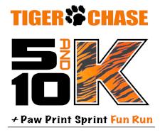 Tiger Chase 5K / 10K