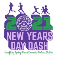 The New Year's Dash 5K Run/Walk