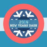 The Cecilian Bank New Year's Dash 5K Run/Walk