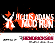 Hollis Adams Mud Run, presented by Hendrickson