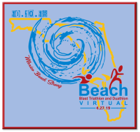 Beach Blast Triathlon & Duathlon VIRTUAL