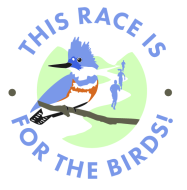 2021 This Race is for the Birds! An In-Person & Virtual Event