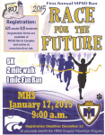 The MPSD Race for the Future 5K Run