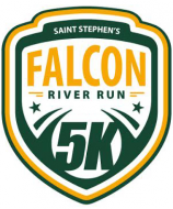 Saint Stephen's Falcon 5K River Run
