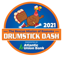 The Rescue Mission of Roanoke DRUMSTICK DASH
