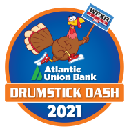 The Atlantic Union Bank DRUMSTICK DASH