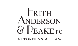 Frith Anderson & Peake