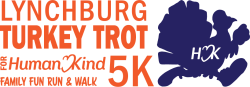 Lynchburg Turkey Trot for HumanKind - 5K Run & Walk