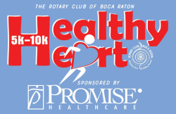 Healthy Heart 10K/5K Run - Boca Raton