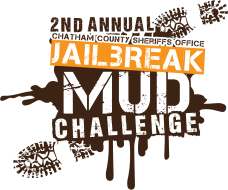 Second Annual Chatham County Jailbreak Mud Challenge