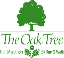 Oak Tree Half Marathon & 5K Run/Walk