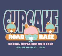 Cupcake Road Race Virtual 15k/5k