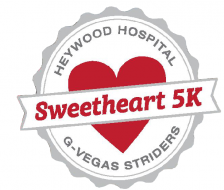 Sweetheart 5K Fun Run/Walk