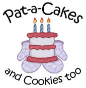 Pat A Cakes and Cookies too