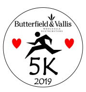 The Butterfield and Vallis 5K Run/Walk