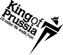 King of Prussia 10 Miler 5K Run/Walk