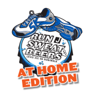 Levis JCC Run, Sweat & Beers 5k Virtual At Home Edition