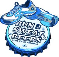 Levis JCC Run, Sweat & Beers 5k