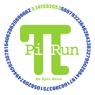 Run 3.1 4 Pi(e)... A Virtual Epic Race
