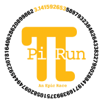 The Virtual Pi Run