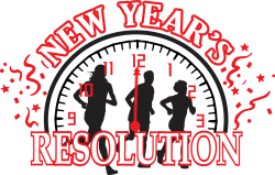 New Year's Resolution Race