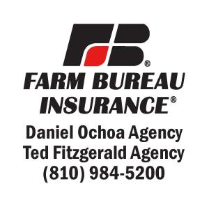 Ted Fitzgerald Agency, Farm Bureau Insurance
