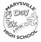 Marysville High School 5th Annual Pi Day 5K and 1-mile Fun Runs presented by Farm Bureau Insurance, the Greg Badley & Ryan Welser Agency