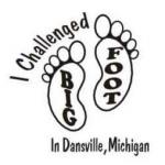 BIG FOOT CHALLENGE