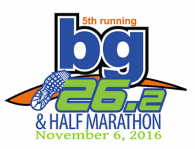 2016 bg26.2 and Half Marathon