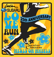 Ladin Subaru Love Run Westlake 2018