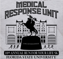 FSU Medical Response Unit 10th Annual Run for Your Life 5K