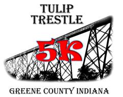 Tulip Trestle 5K run walk