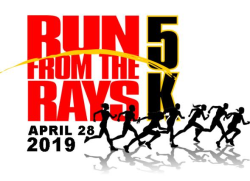 Run From The Rays 5K And 1 Mile Run/Walk