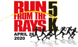 Run From The Rays 5K  and 1 Mile Run/Walk,  Presented by SafeSun, Inc.(TM)