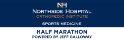 Northside Hospital Orthopedic Institute Half Marathon VIRTUAL Powered by Jeff Galloway