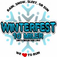 3rd Annual WinterFest 10 miler & Snowball 5k