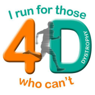 4D 10K/5K/1-mile walk-virtual participant