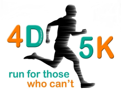4D 5K Run/1-Mile Walk