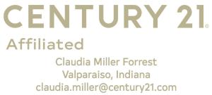CLAUDIA MILLER FORREST - CENTURY 21 AFFILIATED