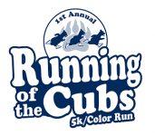 2nd Annual Running of the Cubs Color Run