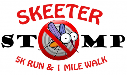 Skeeter Stomp 5K Run & 1 Mile Walk