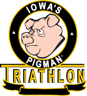 Pigman Olympic and Sprint Triathlon (USAT Age Group and High School State Championship)