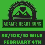 BTC Adam's Heart Runs