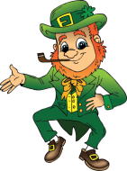 Lucky Leprechaun Race, Utica MI 3/12/2016