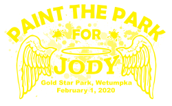 Paint the Park for Jody 5K Color Fun Run