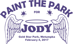 Paint the Park for Jody 5K Color Fun Run