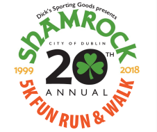 SHAMROCK 5K FUN RUN & WALK Presented by Dick's Sporting Goods