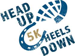 Head Up Heels Down 5K