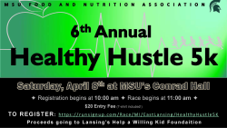 Healthy Hustle 5K